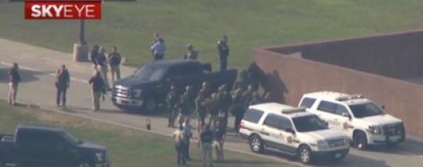美国得州一高中发生枪击事临沂早教中心有哪些件:有学生受伤,枪手已被捕