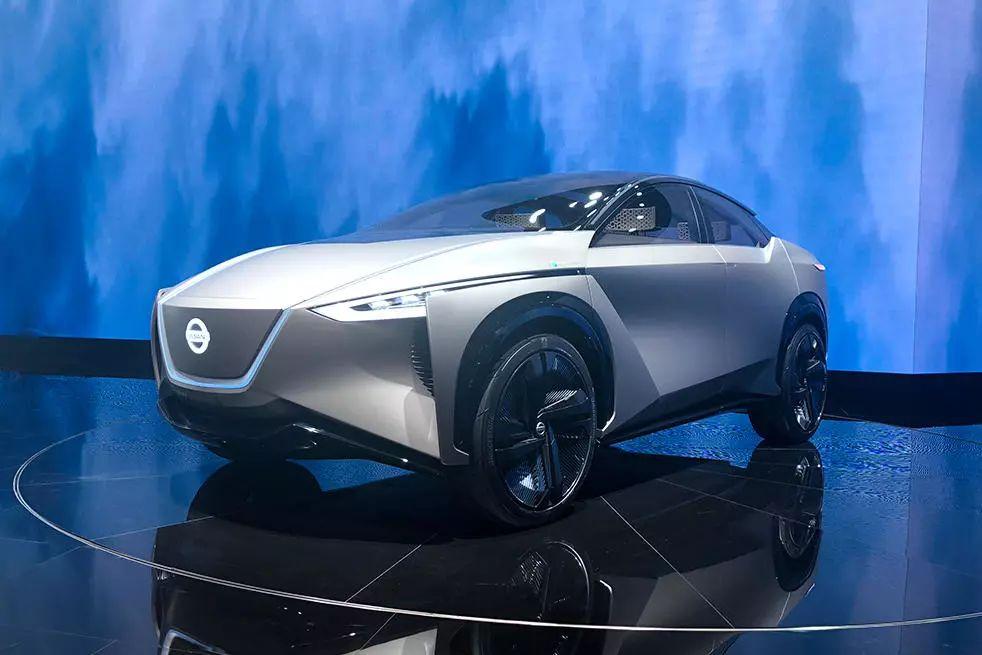 聆风之后又一力作,百公里加速5s内!日产将推出全新纯电跨界SUV