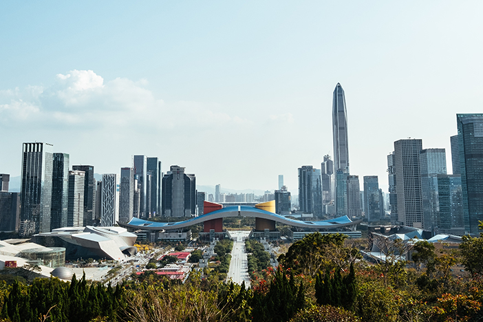 """作为""""示范区""""的深圳开始一场数字货币实验"""