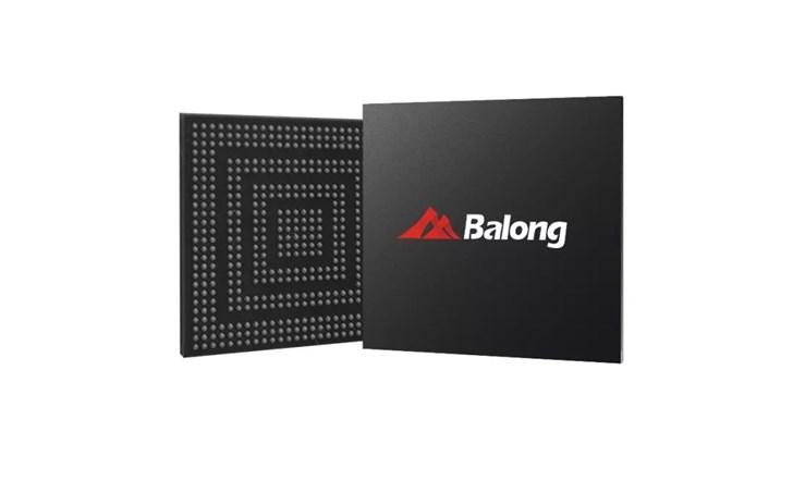 华为推出首款华为海思LTE Cat4平台Balong 711,支持多模制式