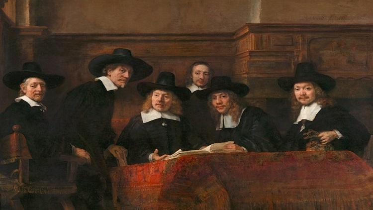 《布尔公会的理事》(1662年)