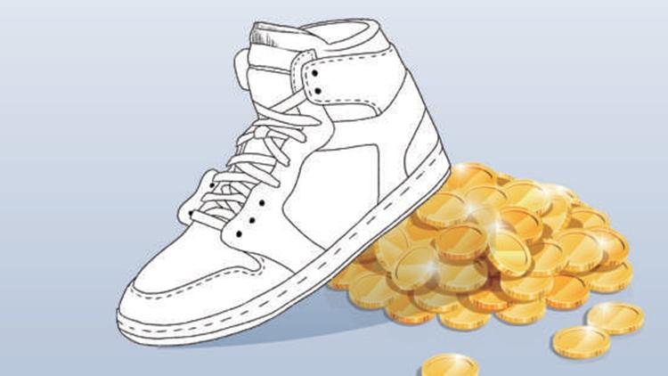 """炒鞋催生""""炒鞋币"""" 币圈人士称""""就是一个炒作"""""""
