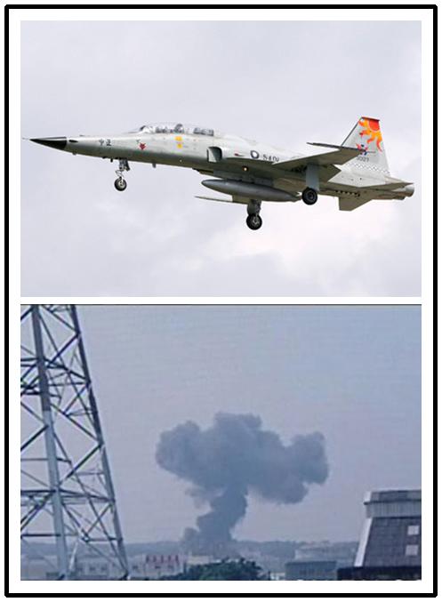 """台""""汉光演习""""近10年4起意外 坠机又翻车9死11伤"""