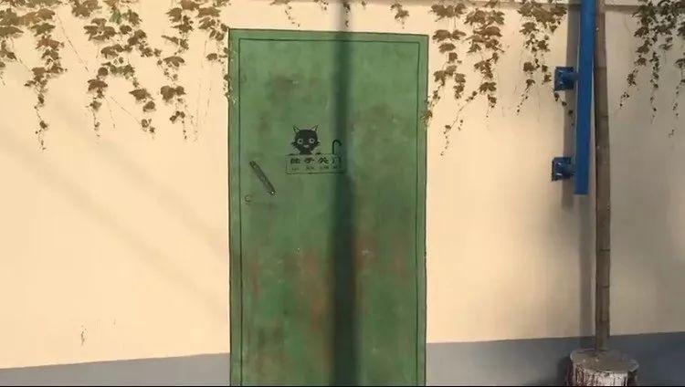 """这里的壁画火了,逼真到让人""""撞墙"""""""