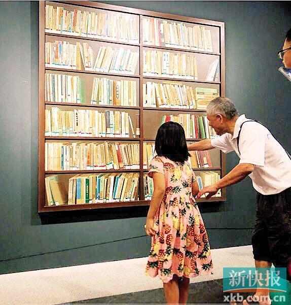 广东省美术作品展览在广东美术馆热展