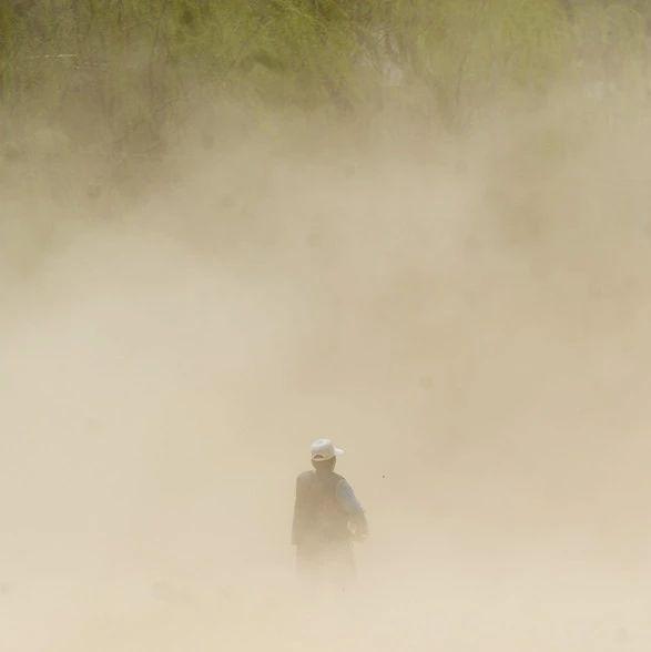沈阳发布寒潮蓝色预警!扬沙天气来了!吉林下午突发沙尘暴,场面……