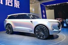启辰The X概念车量产版或2020年发布