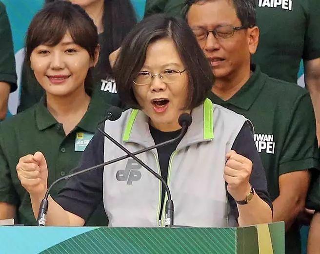 网友列民进党执政最令人反感七件事:无能还不承认