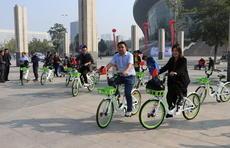菏泽市区共享单车今起陆续投放,一周内将先行投放180个站点