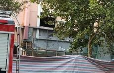 现场直击!居民被爆炸声惊醒,多户人家窗玻璃损坏
