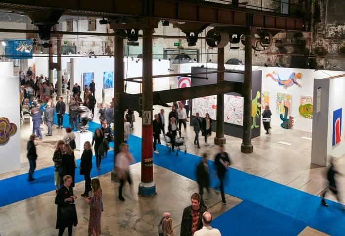 悉尼当代艺术博览会:经济衰落时代的艺术市场
