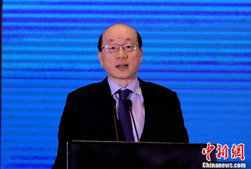 资料图:中共中央台办、国务院台办主任刘结一。中新社记者 王中举 摄