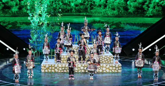 《我要上春晚》将首播 侗族天籁童谣唱响幸福生活