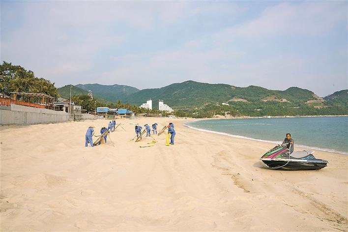 好消息 深圳小梅沙度假村下月恢复营业