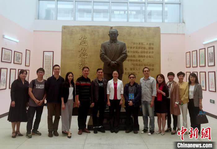 香港青年参访福建漳州:享机遇