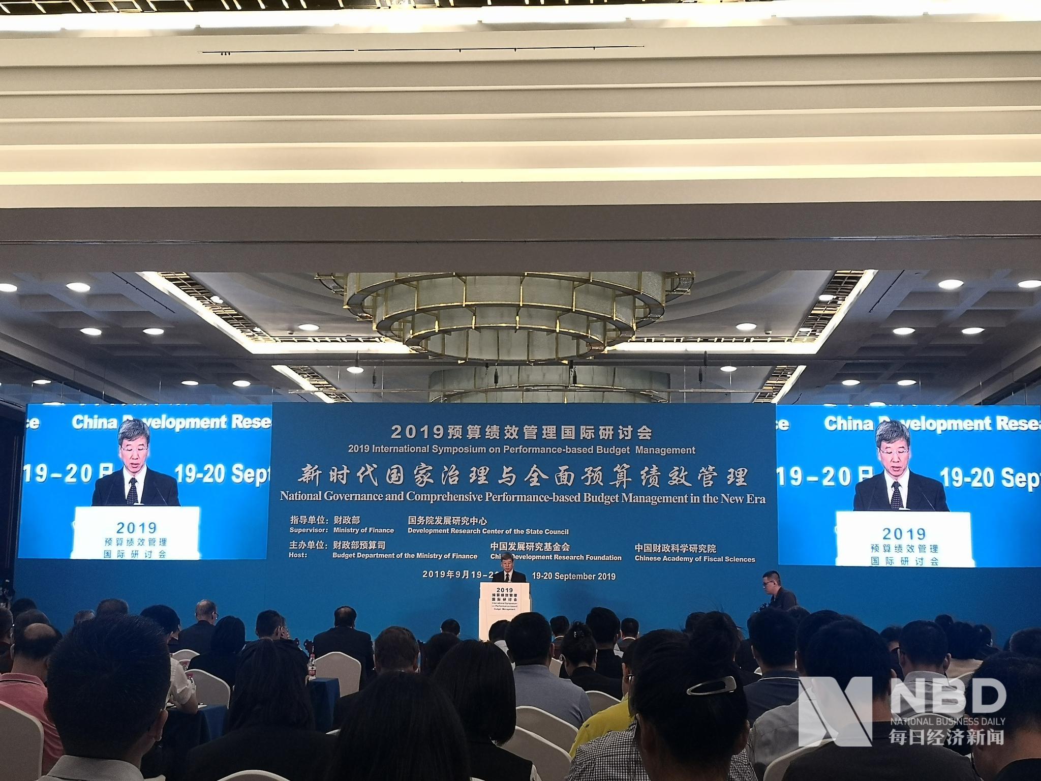 财政部副部长许宏才:预计全年减税降费超2万亿元,省出低效无效资金用于急需领域