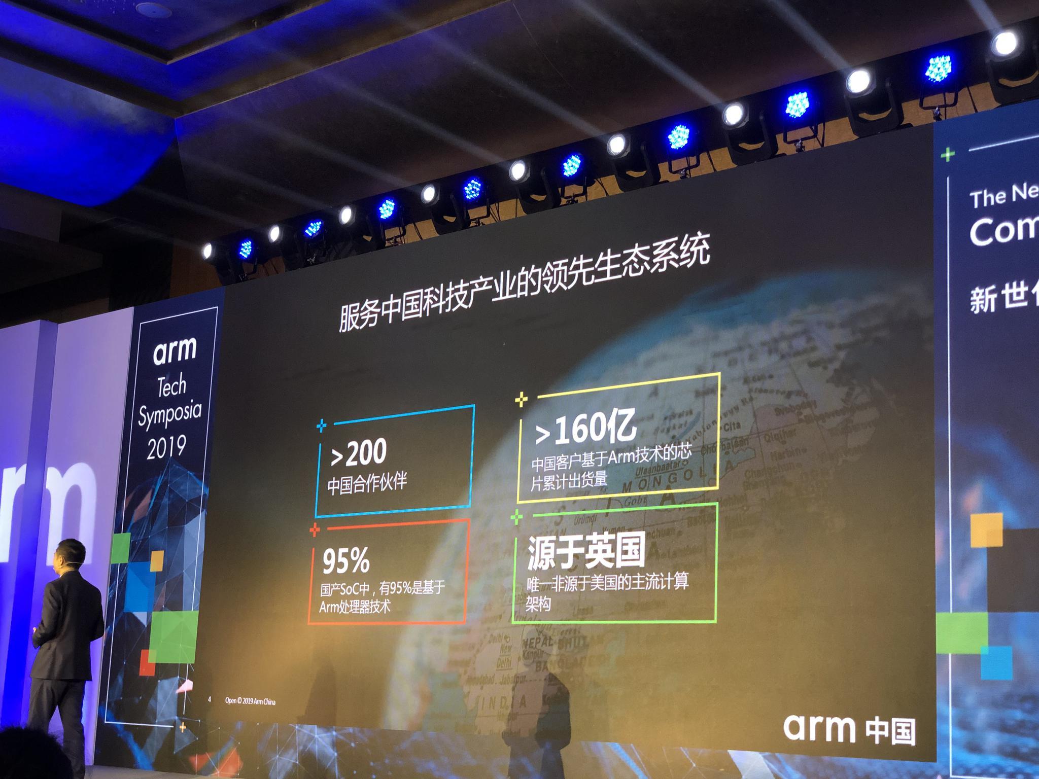 Arm中国公布调查结果:技术源自英国 继续向中企授权