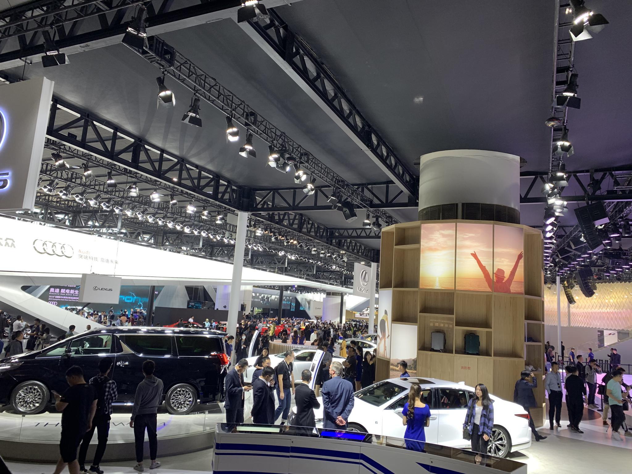 2019广州车展呈现三大趋势:新能源急剧升温,SUV热度不减