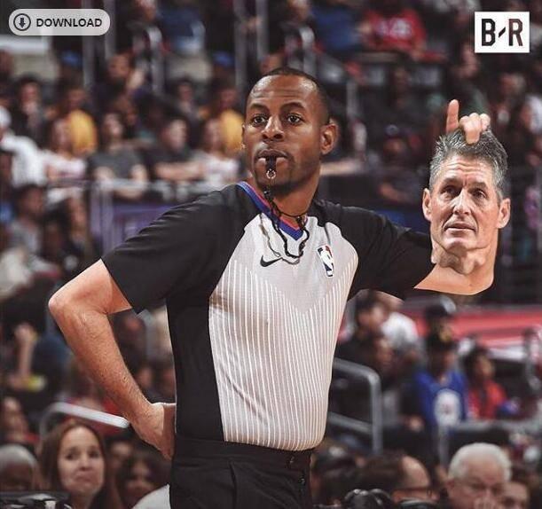 NBA裁判官方,回应18大争议!4个哨吹掉猛龙3分,从未见过