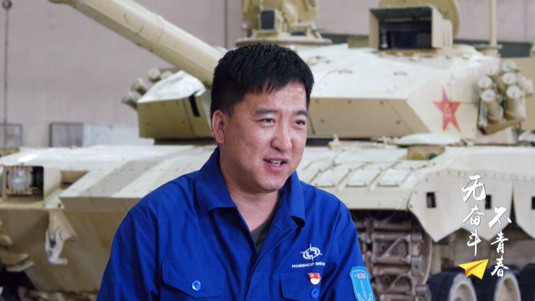 △坦克试车员李雄雄