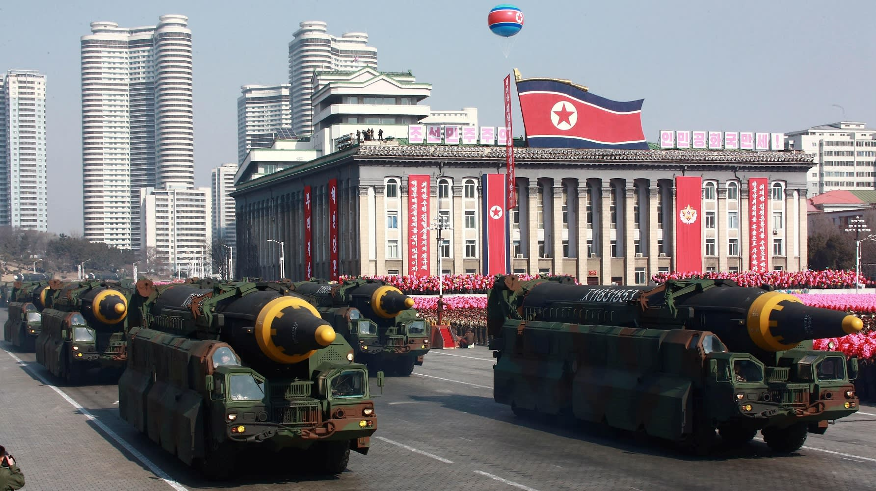 """美国反朝媒体诬陷""""朝鲜排放核污水"""",韩国政府辟谣"""