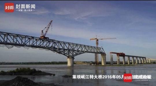 跨大江大河 穿岩溶高原 成贵高铁全线共有桥梁468座