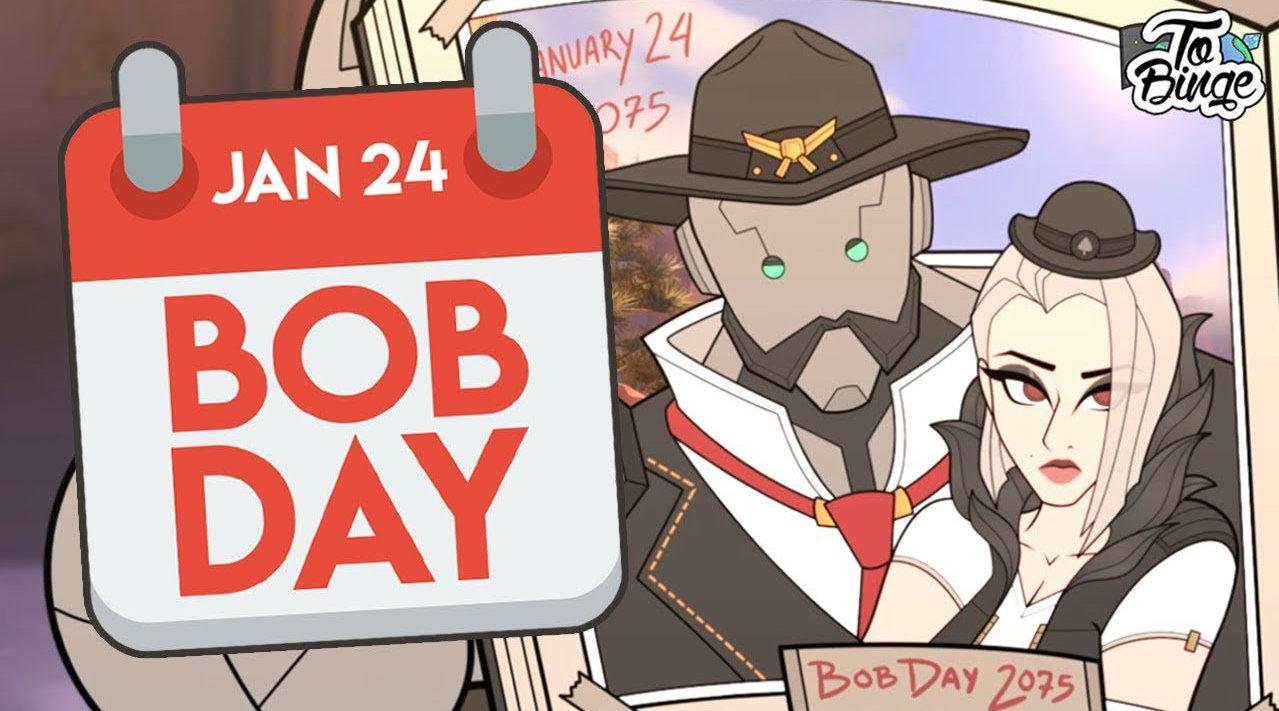 同人动画,鲍勃与艾什交换身份的一天 作者:To Binge