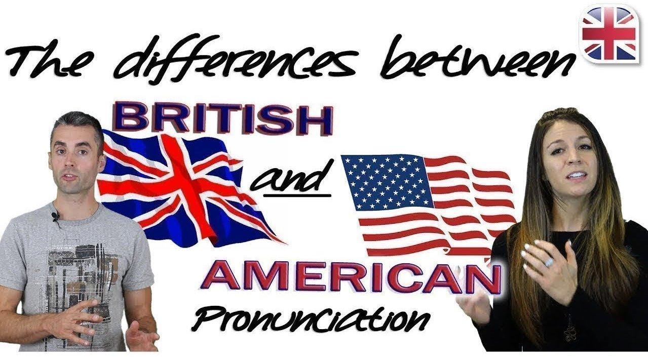 美式英语和英式英语的发音宝典