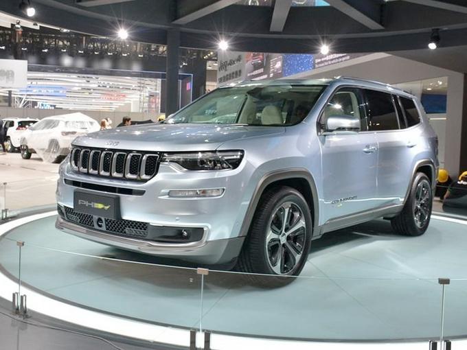 代表美国精神的Jeep,开始追求低油耗,将国产大尺寸混动SUV!