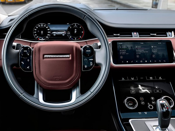 仅卖28万!这款路虎SUV搭2.0T引擎,爆300匹马力,送液晶仪表+双屏
