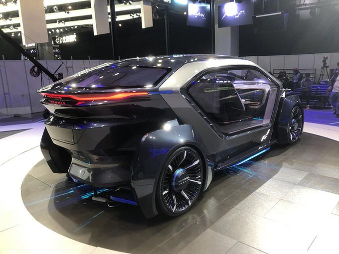 """L5级自动驾驶已经实现了?不是""""BBA"""",也不是日系,竟然来自阿联酋"""