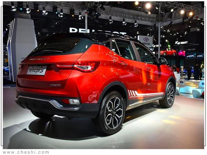 又一款重磅SUV开卖!预售6.99万起,比吉利缤越更大