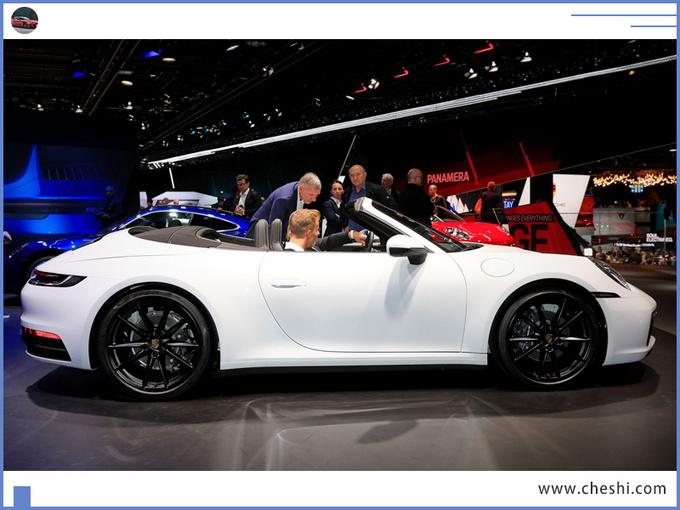 保时捷新款911正式亮相!下月交付/搭3.0T引擎