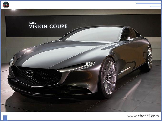 马自达投产直六引擎!新性能跑车搭载,造型惊艳,变身后驱
