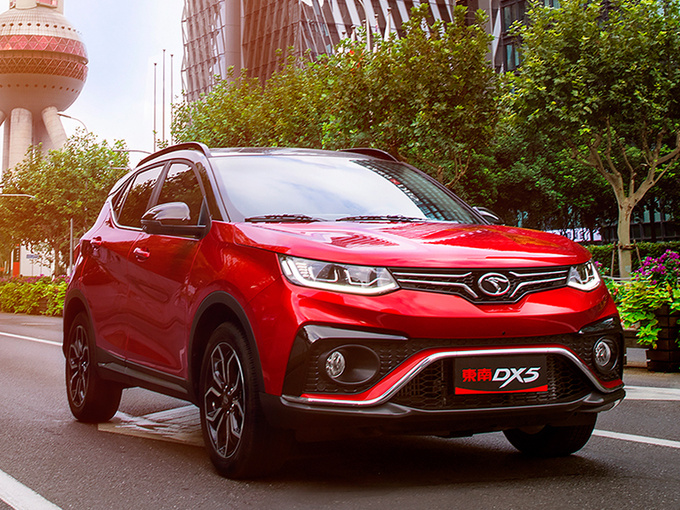 东南DX5新SUV上市 尺寸超吉利缤越/6.99万起售