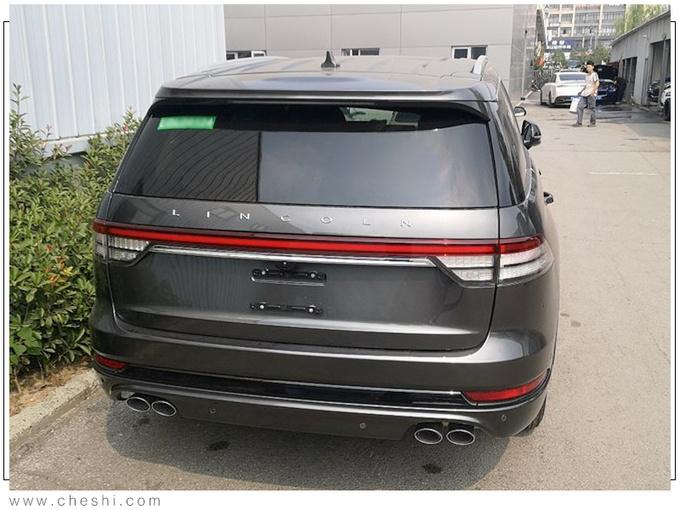 """林肯""""小号""""领航员 国内现车!62.89万就能买,即将开卖!"""