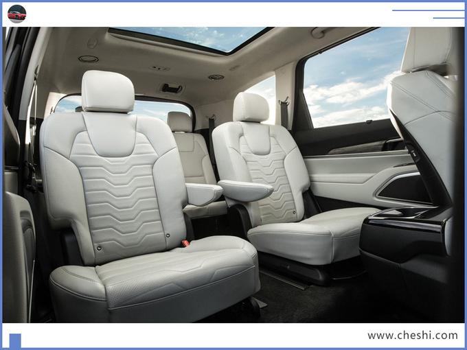 起亚旗舰新SUV!比日产途乐合适,油耗大降,这外观回头率超高