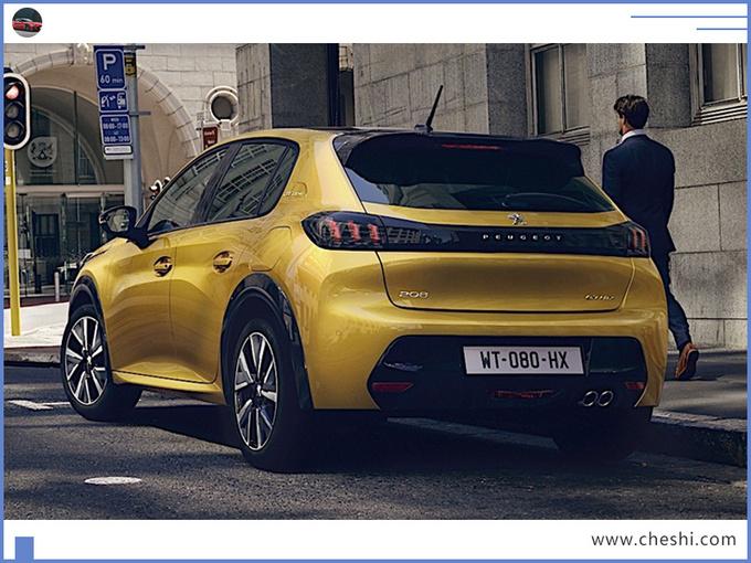 标致全新轿车!搭1.6T引擎,外观比飞度还帅,还考虑大众Polo吗?