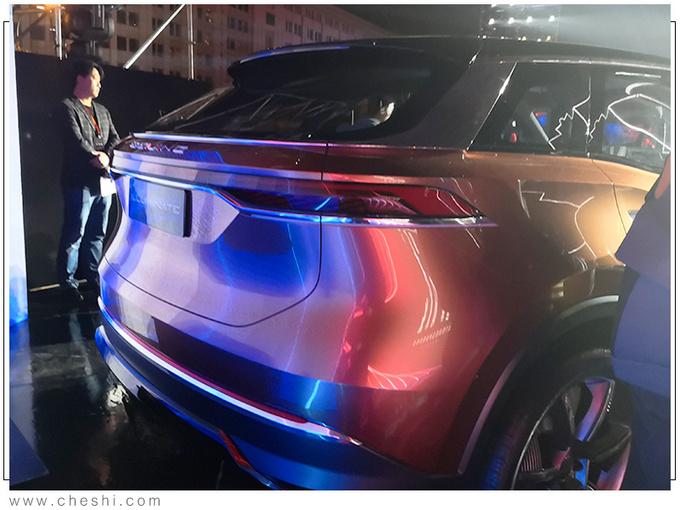 BEIJING品牌全新大SUV首发 与奔驰EQC同级别