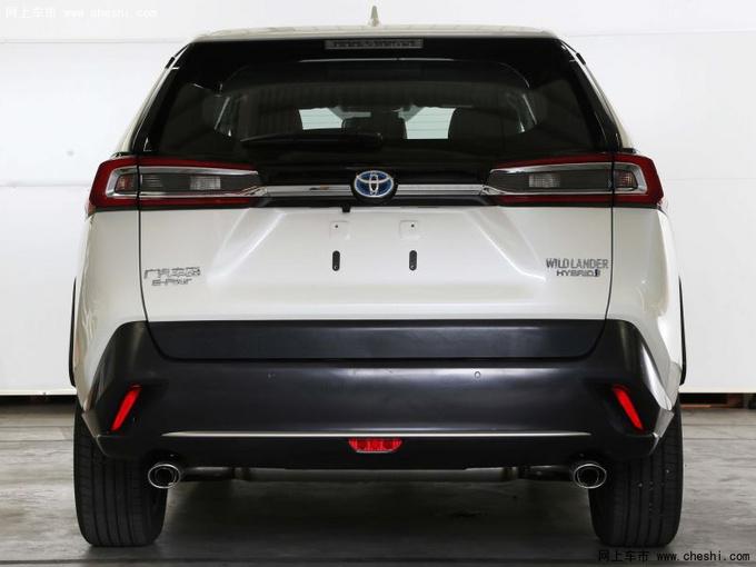 丰田全新SUV实拍!定名威兰达,长着雷克萨斯的脸,下月底就发布