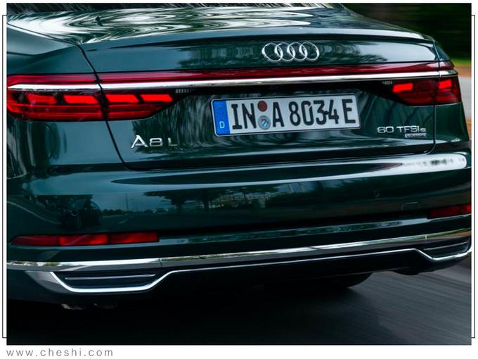 奥迪新A8售价!比宝马7系豪华,油耗超低,老板说就买它了
