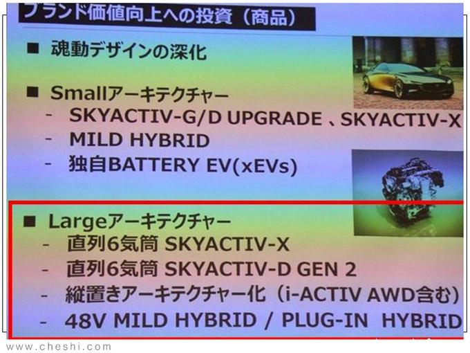 买车的再等等,马自达投产直六引擎+后驱,马自达6率先搭载