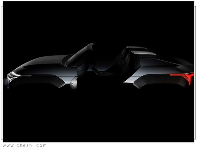 三菱新SUV,2天后发布,造型够硬派,光看外观,就想换车了