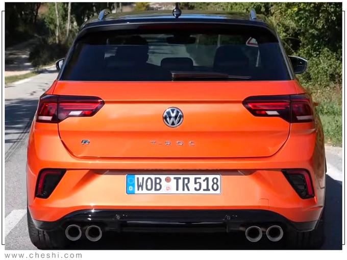 大众新款SUV!搭2.0T,比CR-V帅气,性能外观,看完内饰订车了