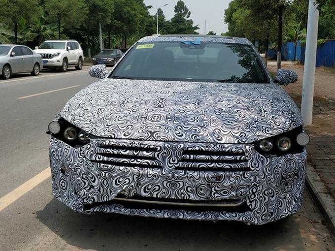 """比亚迪王朝再添""""猛将""""!明年6月上市 对标特斯拉Model S"""