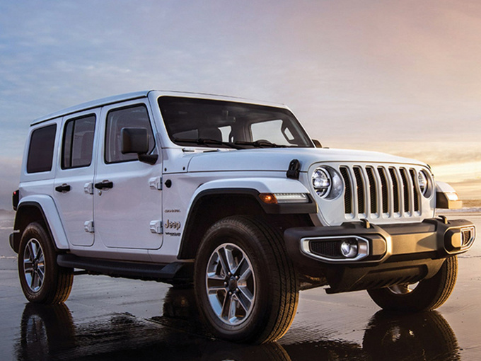 Jeep牧马人插混版!比大众探岳实用,本月就发布,看外观就懂了
