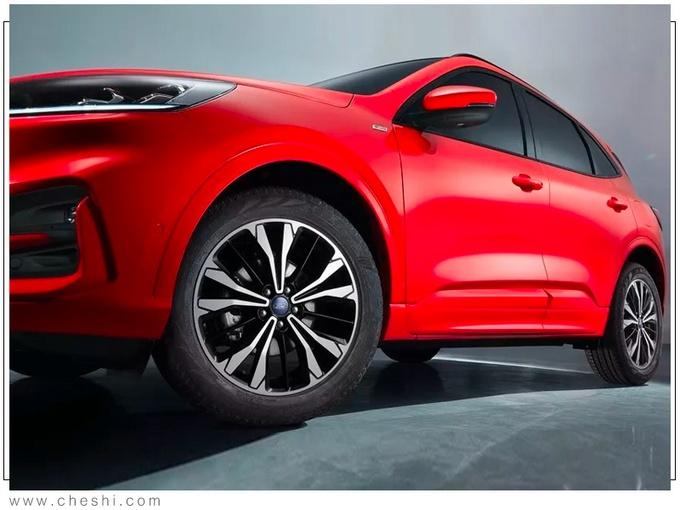福特终于有新SUV了!这项配置同级少见,2.0T动力比探岳强太多