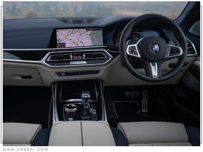 宝马新X8曝光,轿跑SUV车型,搭3.0T混动发动机