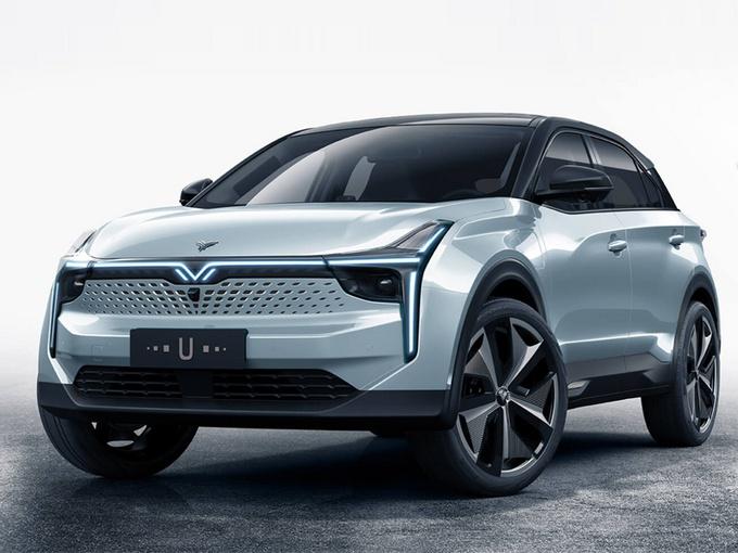 哪吒第二款SUV广州车展发布 百公里加速仅4.9秒 15万就能买