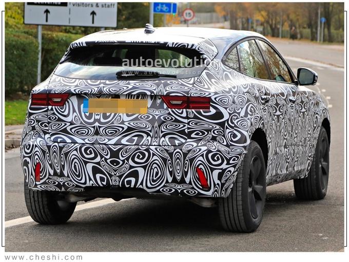 捷豹全新SUV曝光!比宝马X1动力还强,运动外观,卖的能比Q3好吗